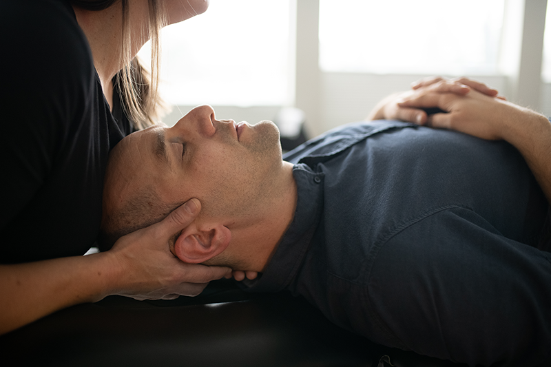 Back Neck Physio Edmonton